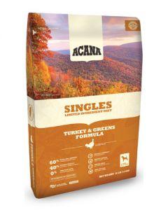 ACANA Singles Limited Ingredient Diet Grain Free Turkey & Greens Dog Food