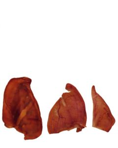 Jones Natural Chews Standard Pig Ear Dog Treats