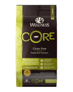 Wellness Core Reduced Fat Dog Food