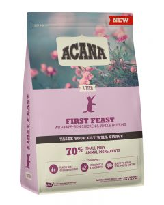 ACANA First Feast Dry Cat Food