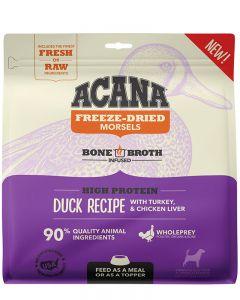 ACANA Freeze-Dried Food Duck Recipe Dog Food