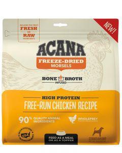 ACANA Freeze-Dried Food Free-Run Chicken Recipe Dog Food