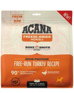 ACANA Freeze-Dried Food Free-Run Turkey Recipe Dog Food