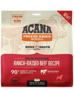ACANA Freeze-Dried Food Ranch Raised Beef Recipe Dog Food