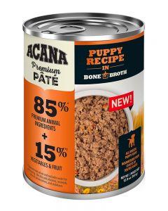 ACANA Premium Pâté Puppy Recipe in Bone Broth