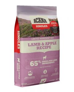 ACANA Singles Limited Ingredient Diet Grain Free Lamb & Apple Dog Food