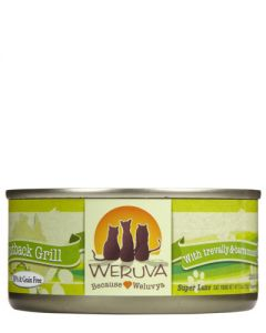 Weruva Outback Grill Trevalley & Barramundi Canned Cat Food