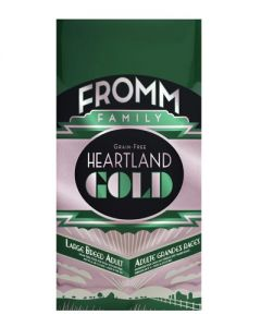 Fromm Family Foods Heartland Gold Grain Free Large Breed Adult Dry Dog Food