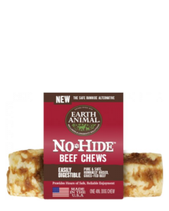 Earth Animal - No Hide Beef Dog Chews