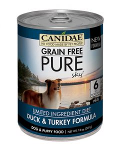 Canidae Grain Free PURE Sky with Duck & Turkey Canned Dog Food