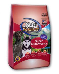 NutriSource Super Performance Chicken & Rice Formula Adult Dog Food