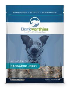 Barkworthies - Kangaroo Jerky Dog Chew