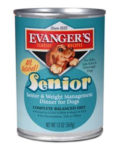 Evangers Classic Line Senior Canned Dog Food