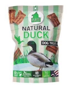 Plato Dog Treats Duck Strips