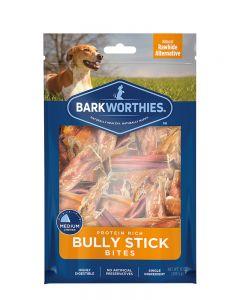Barkworthies Bully Stick Bites Dog Treats