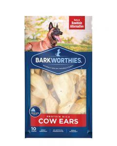 Barkworthies Cow Ears Dog Treats