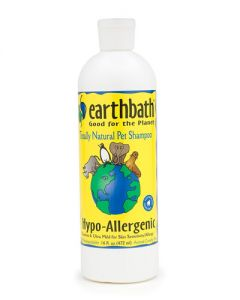 Earthbath Hypo-Allergenic Tearless Shampoo - Fragrance Free