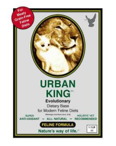 Urban Wolf Urban King Feline Cat Food Mix