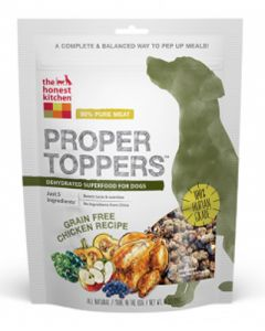 The Honest Kitchen Grain Free Chicken Proper Toppers