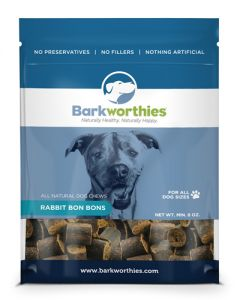 Barkworthies - Rabbit Bon Bons - Dog Treat