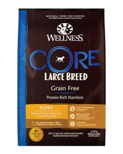 Wellness Core Large Breed Puppy Dry Dog Food