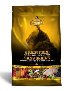 Wholesome Blend Grain Free All Life Stages Chicken, Turkey, Duck Dry Cat Food