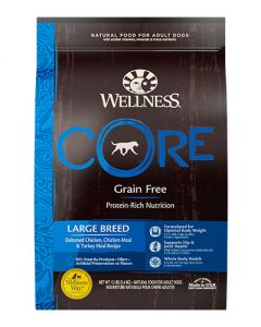 Wellness Core Large Breed Recipe Dry Dog Food