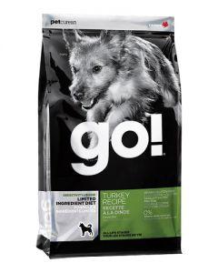 GO! SOLUTIONS SENSITIVITIES LIMITED INGREDIENT GRAIN FREE TURKEY  Dog Food