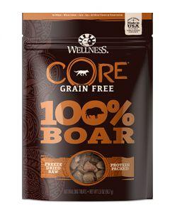 Wellness CORE - 100% Freeze Dried Boar Dog Treats