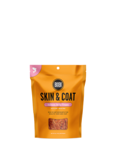 BIXBI - Skin & Coat Support Salmon Jerky Treats