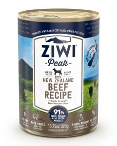 Ziwi Peak Beef Canned Dog Food