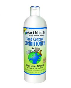 Earthbath Organic Shea Butter Conditioner w/ Panthenol & Tea Tree Oil