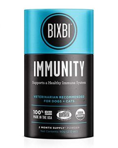 BIXBI Immunity Pet Superfood