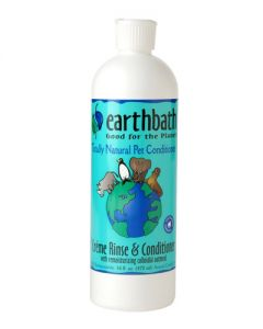 Earthbath Oatmeal Creme Rinse & Conditioner - Vanilla Almond Scent