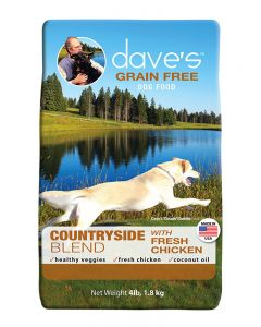 Dave's Pet Food Grain-Free Countryside Blend Dry Dog Food