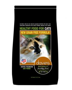 Dave's Pet Food Naturally Healthy Adult Dry Cat Food