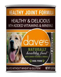 Dave's Pet Food Naturally Healthy Joint Formula Canned Dog Food