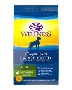 Wellness Pet Food - Complete Health Adult Large Breed - Dog Food