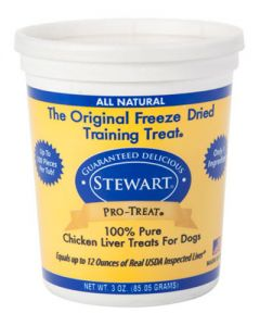 Stewart - Pro Treat Raw Freeze Dried Chicken Liver