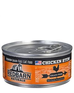 Redbarn Grain Free Chicken Stew Canned Cat Food
