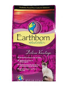 Earthborn Holistic Feline Vantage Dry Cat Food