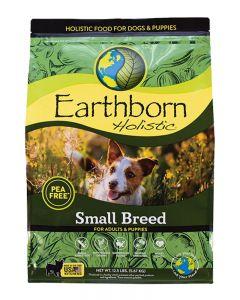 Earthborn Holistic Small Breed Vantage Grain Free Dry Dog Food