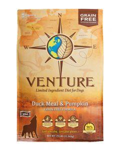Earthborn Holistic Venture Duck Meal & Pumpkin Dog Food