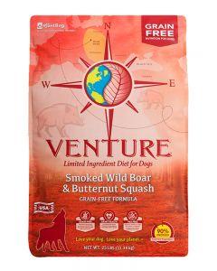 Earthborn Holistic Venture Smoked Wild Boar & Butternut Squash Dog Food