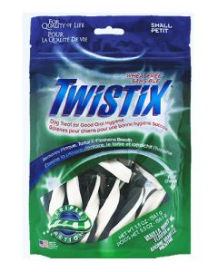NPIC Twistix Vanilla Mint Dog Treat