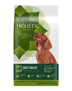 Holistic Select Lamb Meal & Rice Radiant Adult Dog Food