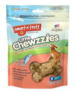 Smart n' Tasty Little Chewzzies Salmon Dog Treats