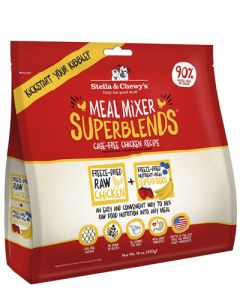 Stella & Chewy's Cage-Free Chicken SuperBlends Meal Mixer