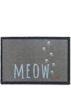 """Howler & Scratch """"Meow"""" Pet Mat"""