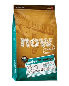 NOW! Fresh Grain Free Large Breed Senior  - Dog Food